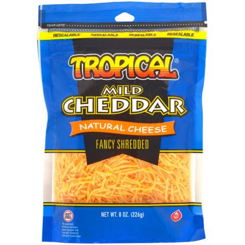 Shredded Mild Cheddar