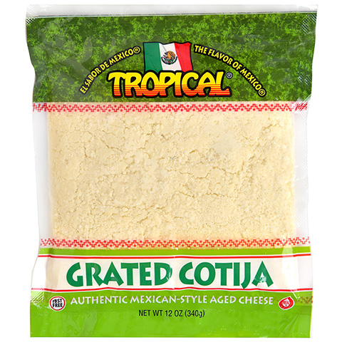 Grated Cotija Cheese