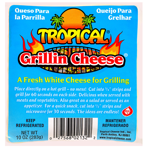 Grilling Cheese