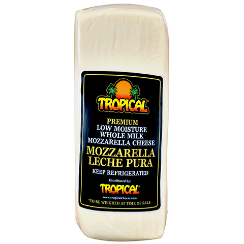 Low Moisture Mozzarella