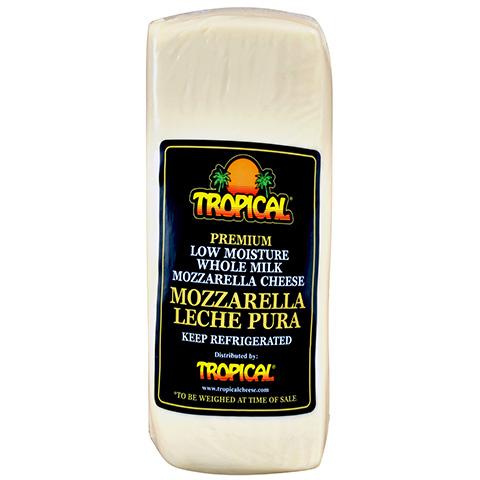 Mozzarella de baja humedad