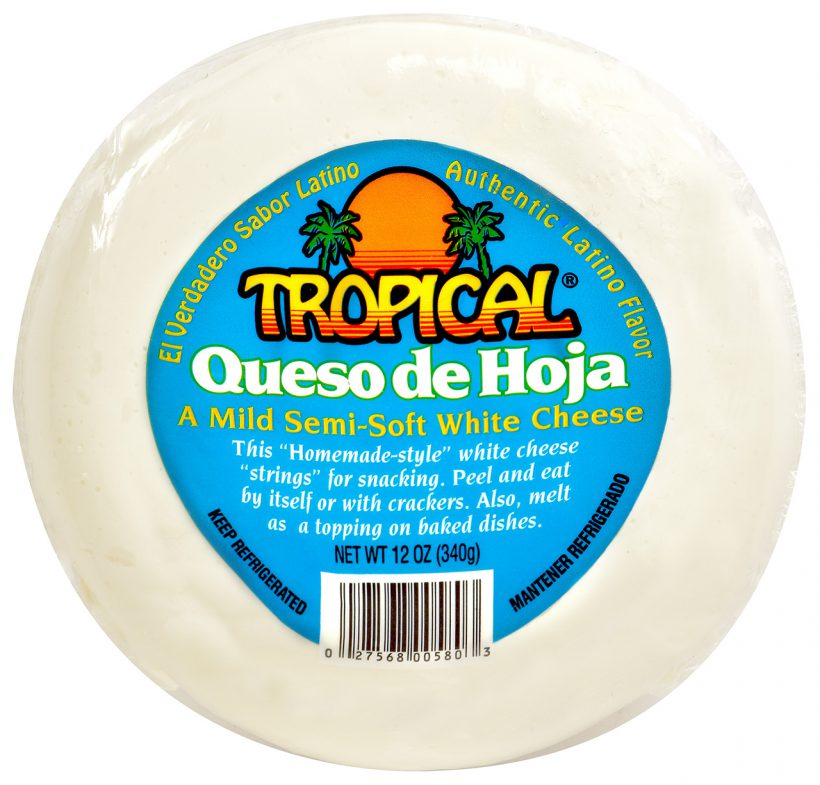 Queso Blanco Low Salt 10oz