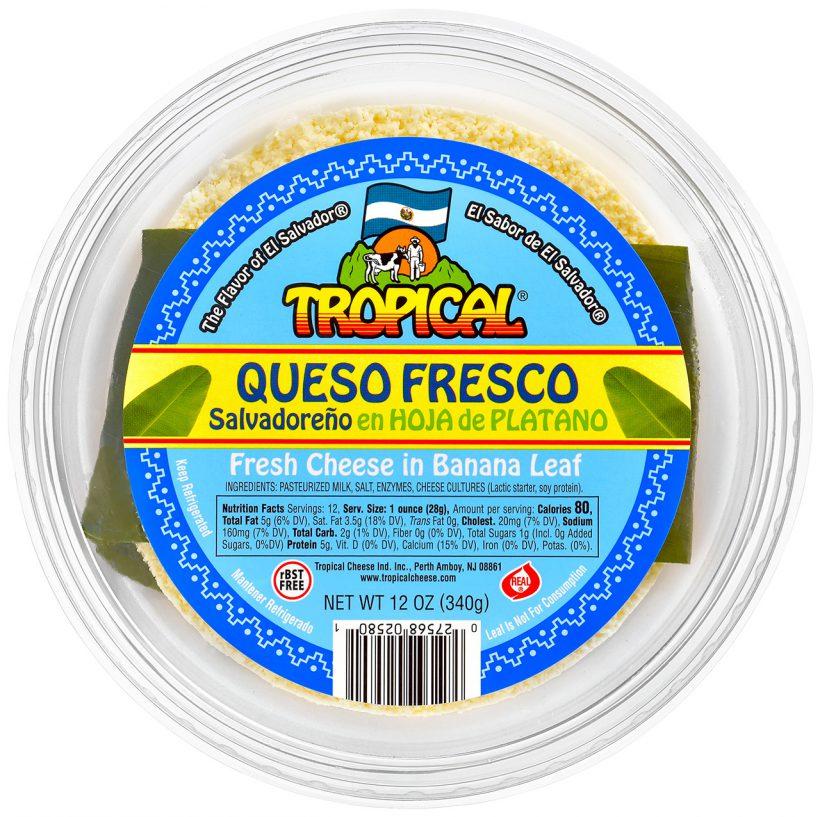 Cuajada Fresca Tray