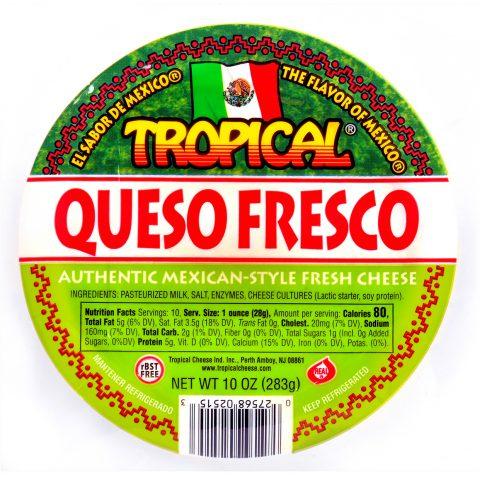 Queso Fresco Méxicano