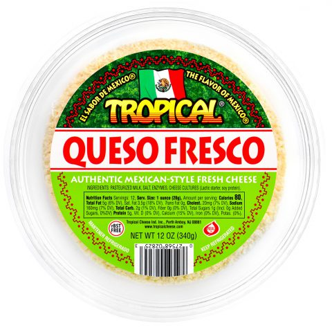 Queso Fresco Mexicano Tray
