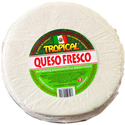 Queso Fresco Mexicano Rueda