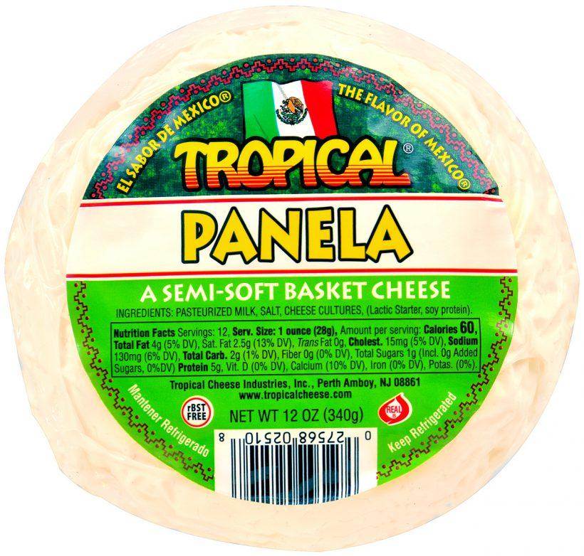 Baked Panela Dip