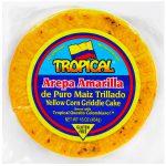 Arepa Amarilla<