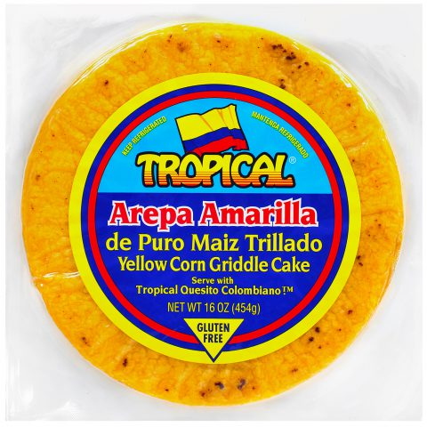 Arepa Amarilla