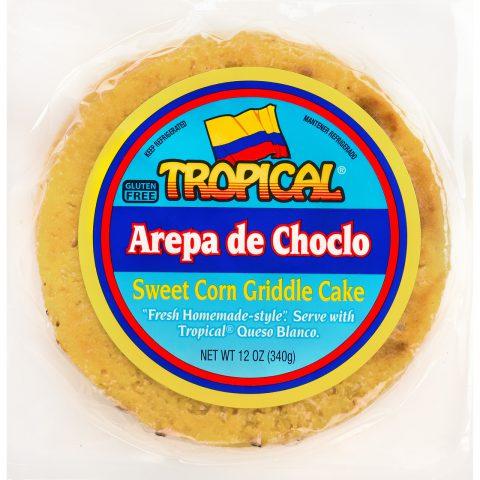 Arepa de Choclo