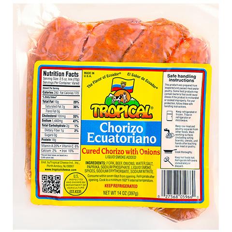 Chorizo Ecuatoriano