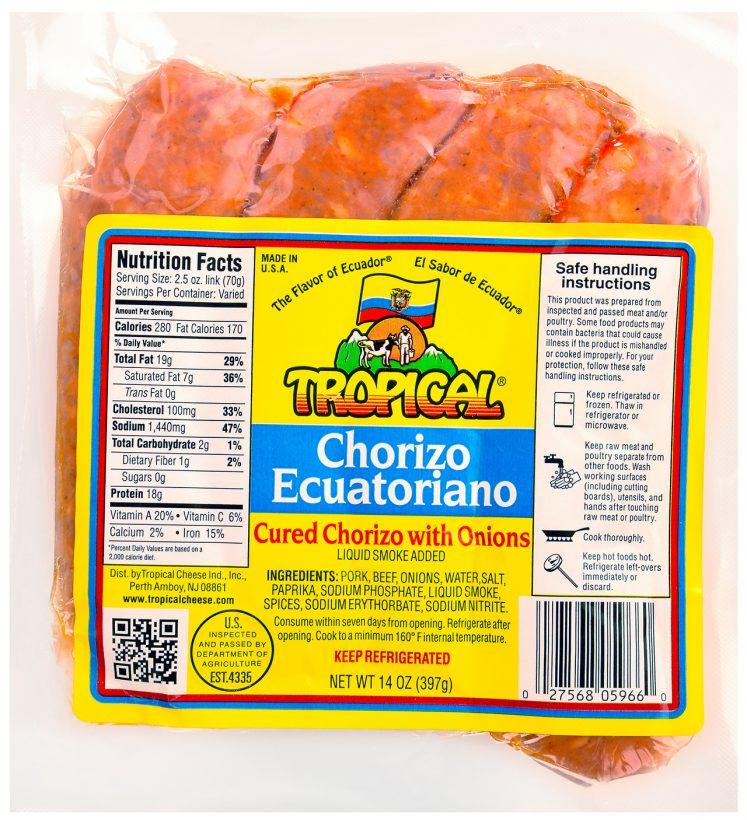 Colombian Chorizo