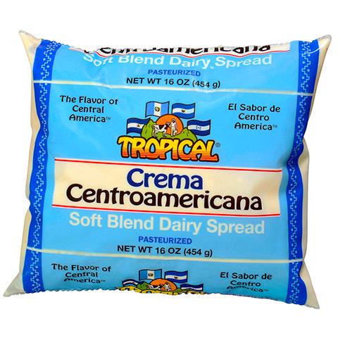 Crema Centroamericana en Bolsa