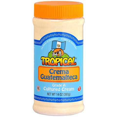 Crema Guatemalteca