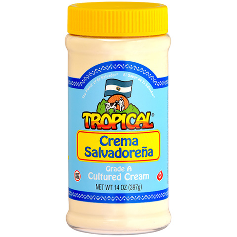 Salvadorean Cream