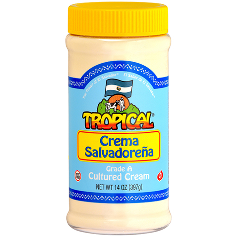 Salvadoran Cream