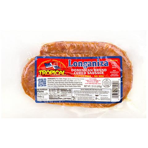 Dominican Longaniza