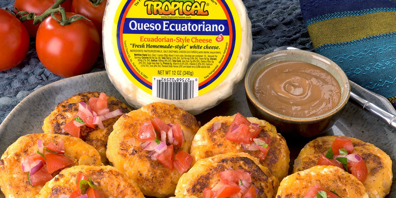 Ecuadorian Potato Cakes (Llapingachos)
