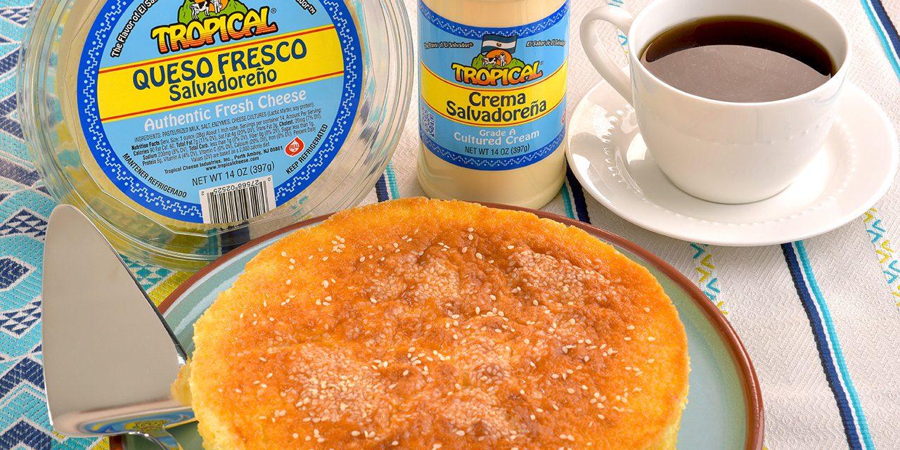 Salvadoran Quesadilla