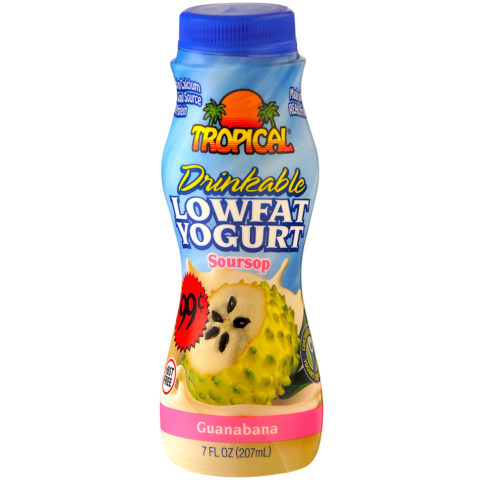 Guanabana Low-Fat Yogurt