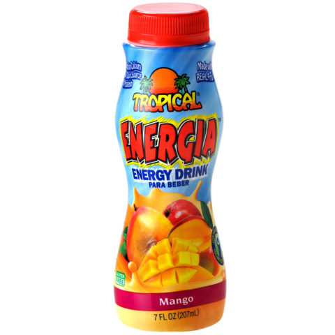 Mango Energy Drink