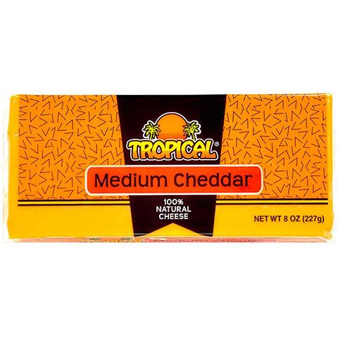 Medium Cheddar de Peso Exacto