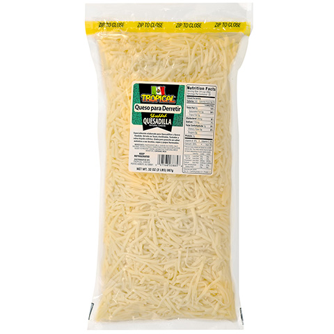 Shredded Quesadilla Blend Bag