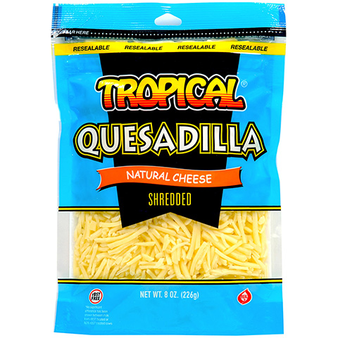 Shredded Quesadilla Blend