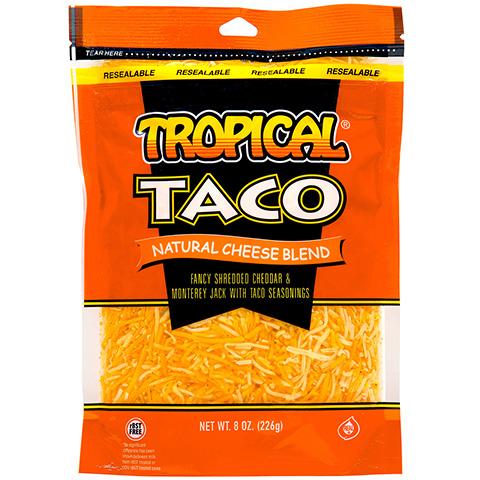 Queso Rallado Taco