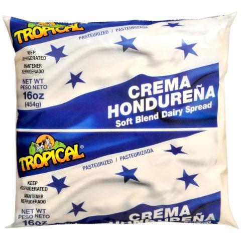 Crema Hondureña