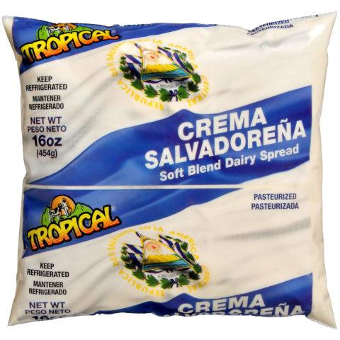 Crema Salvadoreña