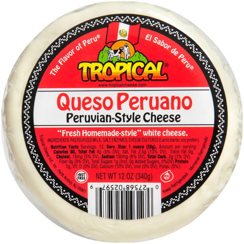 Queso Peruano